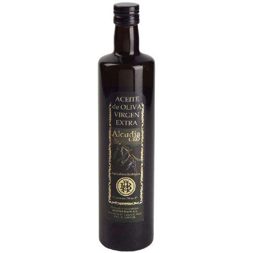 Bio Olivenöl 0,75 L in Glasflasche