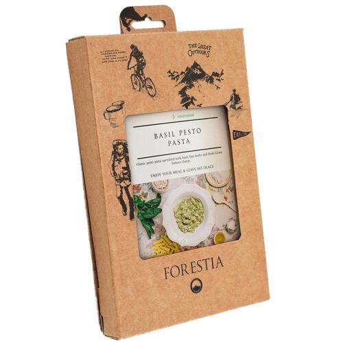 FORESTIA, Nudeln mit Basilikumpesto, 7% Mwst.