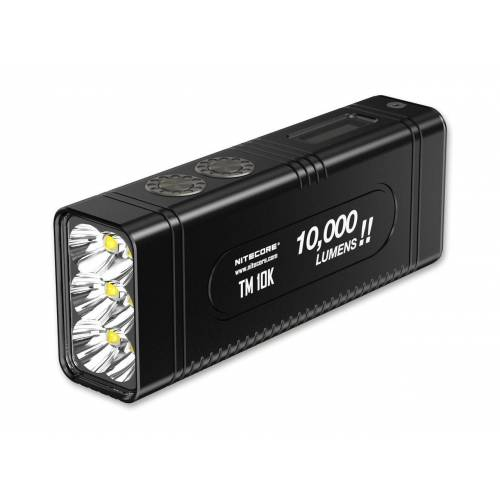 TM10K Taschenlampe 10.000 Lumen
