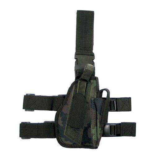 Pistolenholster, M 95 CZ tarn, rechts, Beinholster