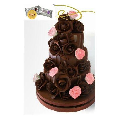 Braun Modellierschokolade braun 250 g