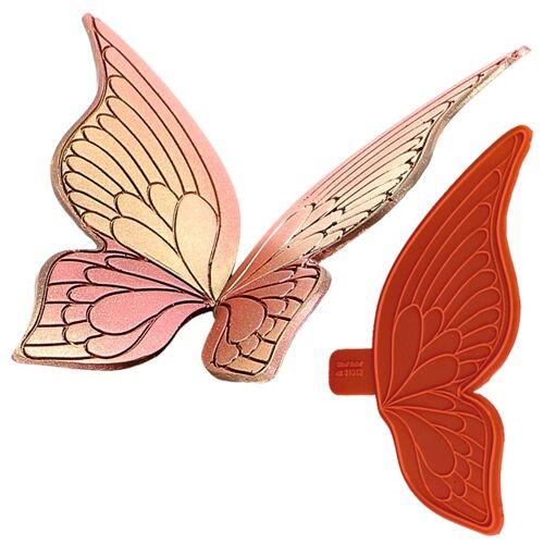 Schmetterlingsflügel mittel