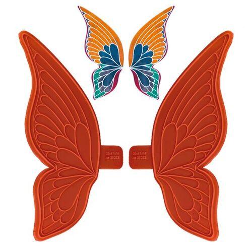 Schmetterlingsflügel klein