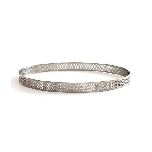 Tarte-Ring rund gelocht Ø 20 cm
