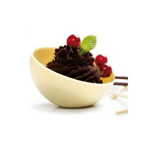 Schokoladeform Schalen 75 mm