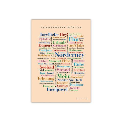 Postkarte Norderneyer (DIN A6)
