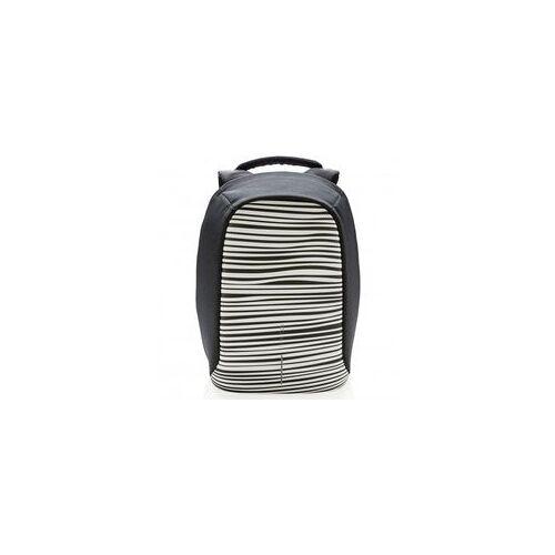 XD Design Bobby Compact Rucksack 39 cm Laptopfach zebra