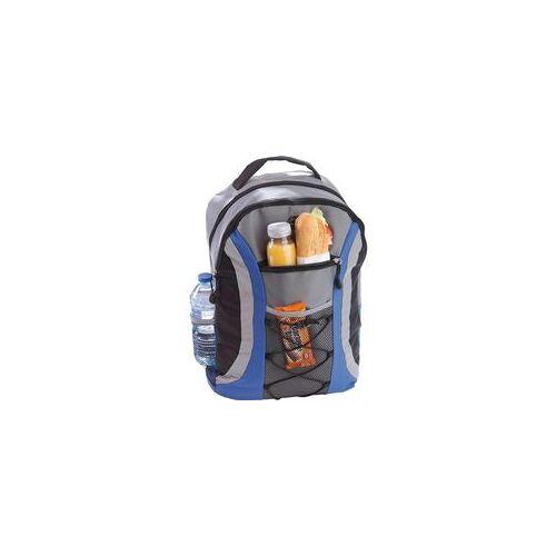 Nordcap Marken-Rucksack mit Reflektoren und großem Kühlfach