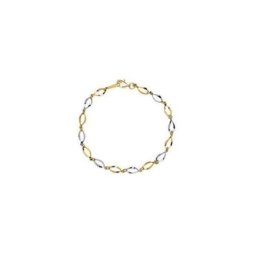 Unique Armband aus 333er Gold