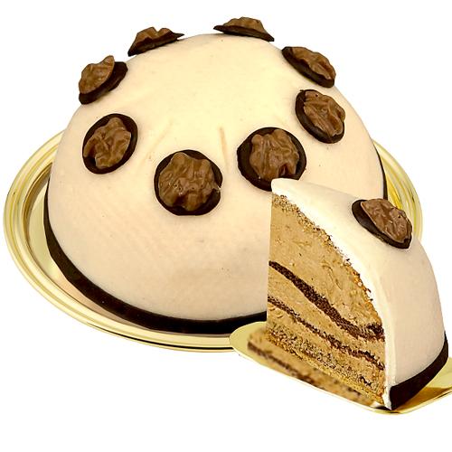 Dessert-Walnusscremetorte