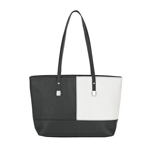 Sina Jo Shopper Sina Jo schwarz/weiß