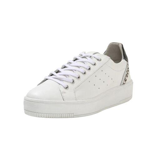 COX Sneaker Low Platform-Sneaker COX weiß  36,38,39,40,41