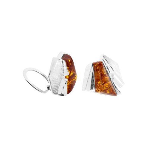 OSTSEE-SCHMUCK Ohrclip - Mette - Silber 925/000 - Bernstein OSTSEE-SCHMUCK silber  001