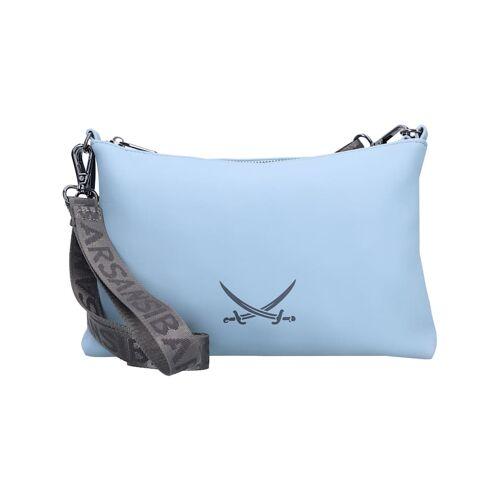 Sansibar Umhängetasche 27 cm Sansibar blue  001