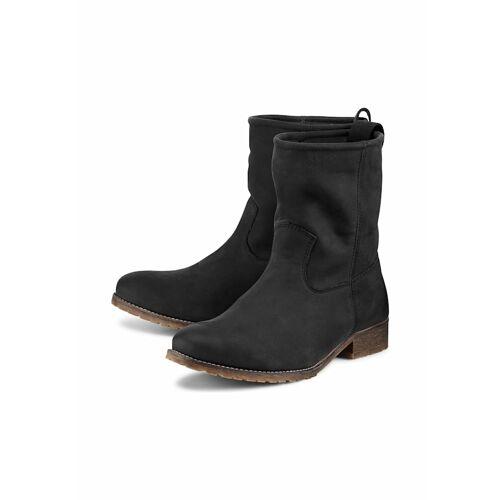 COX Winter-Boots Gaucho-Stiefelette COX schwarz  37,39,40