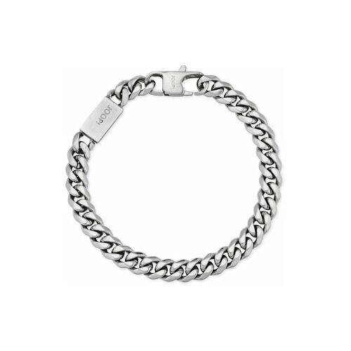 JOOP! Armband Herren Armband von JOOP!, Edelstahl, Panzerkette 21 cm JOOP! Silber  001 001