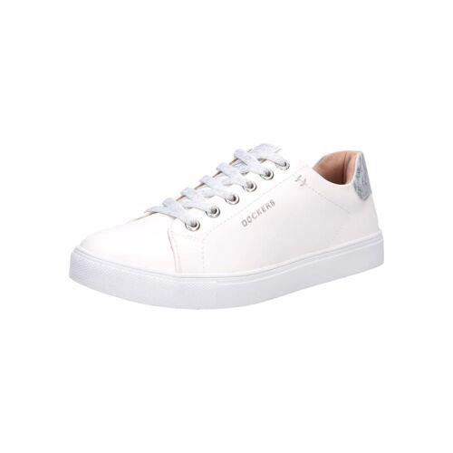 Dockers Sneakers Dockers weiß  39,41,42