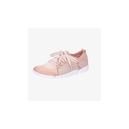 Clarks Schnürschuhe Clarks pink  5,5,5