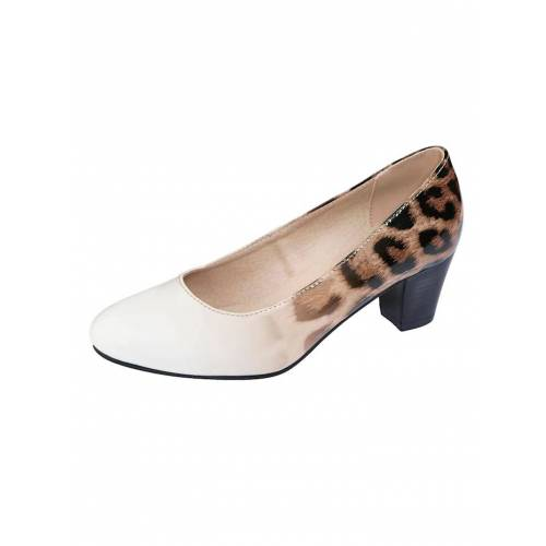 Liva Loop Pumps Liva Loop Creme-Weiß  36,37,38,39,40,41,42