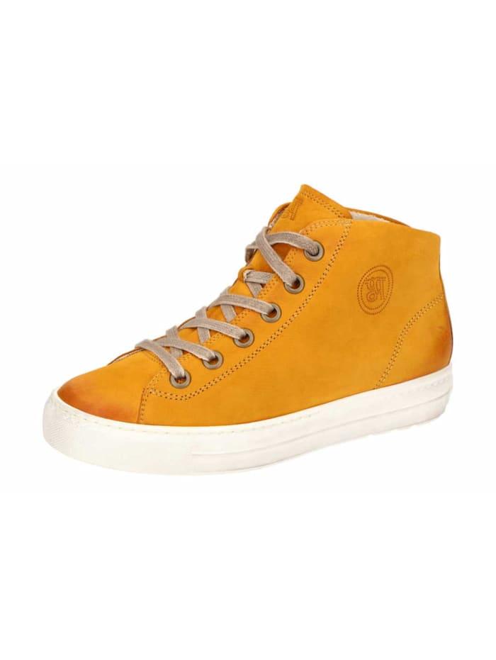 Paul Green Damen Sneaker in gelb Paul Green gelb  37.5,38,38.5,39,40,41,41.5,42,42.5,43