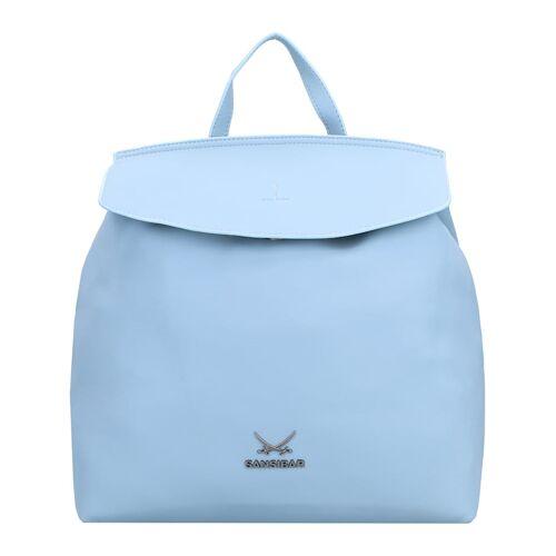 Sansibar City Rucksack 33 cm Sansibar blue  001