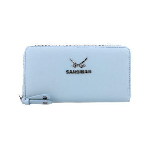 Sansibar Geldbörse 19 cm Sansibar blue  001