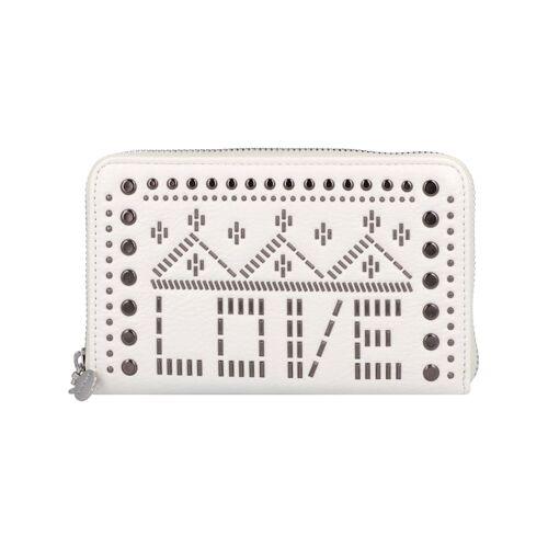 Desigual Azabache Geldbörse 15 cm Desigual blanco  001
