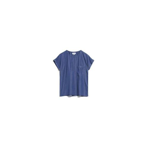 ARMEDANGELS T-Shirts ARMEDANGELS blau  S
