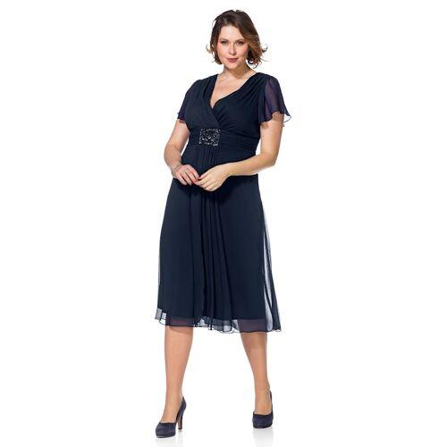 Sheego Abendkleid Sheego dunkelblau  50,52,54,56,58