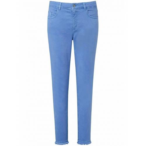 Anna Aura 7/8-Jeans Jeans Anna Aura kornblumenblau  42,44,46,48,50,52,54,56