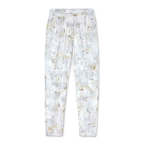 Calida Hose mit Taschen Calida star white  44 44