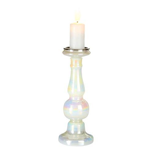 Kersten Kerzenständer, weiß,groß Kersten weiß