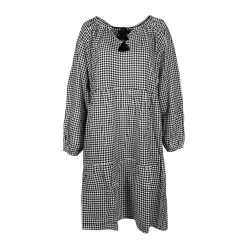 Zwillingsherz Kleid Ava Zwillingsherz schwarz/weiß  L,S S,L