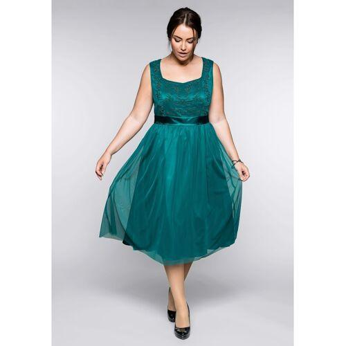 Sheego Abendkleid Sheego smaragd  44,46,48,50,52