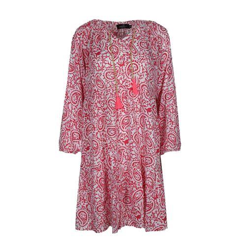 Zwillingsherz Kleid Kleid Luna Zwillingsherz pink  L,S S,L