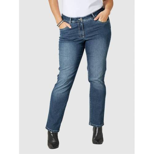 Dollywood Slim Fit Jeans Emma Dollywood Blau  22,23,24,25,26,27,28,42,44,46,48,50,52,54,56,58,60,88,92,96,100,104,108,112