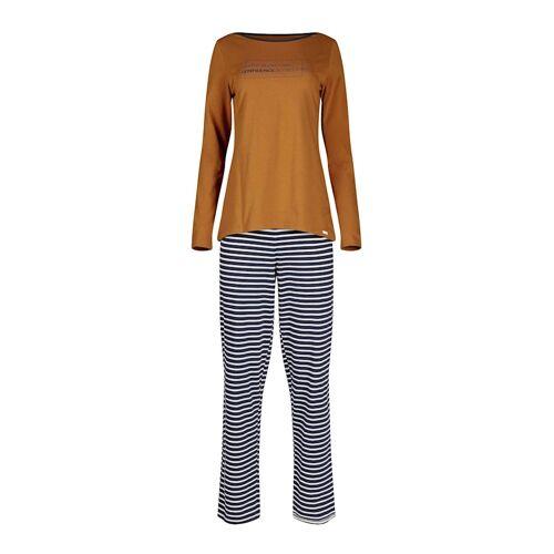 Skiny Pyjama, lang Skiny ginger  42 42