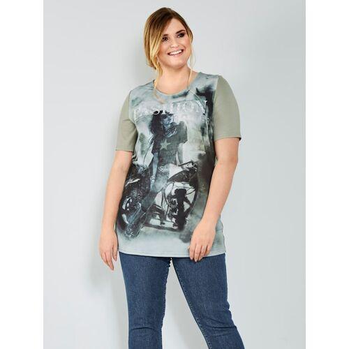 MIAMODA Shirt MIAMODA Pistaziengrün  42,44,46,48,50,52,54,56,58,60,62