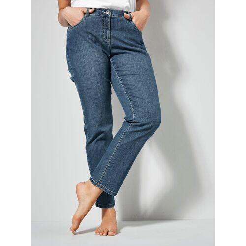 Dollywood Slim Fit Jeans Emma Dollywood Blau  22,23,24,25,26,27,28,42,44,46,48,50,52,54,56,58,60,88,92,96,100,104,108,112