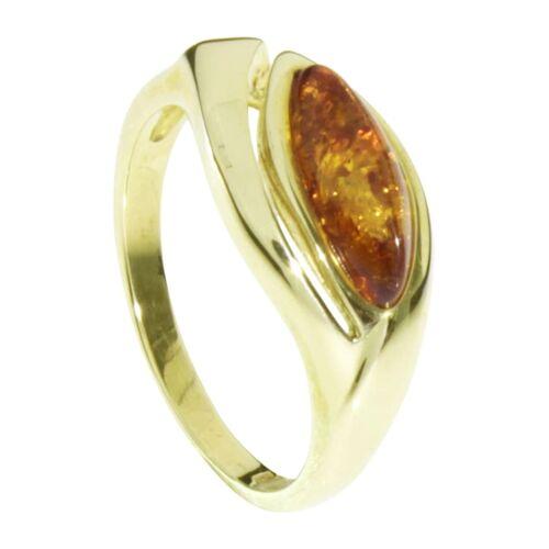 OSTSEE-SCHMUCK Ring - Jalin Gold 333/000 Bernstein OSTSEE-SCHMUCK gold  54,56,58,60,62,64
