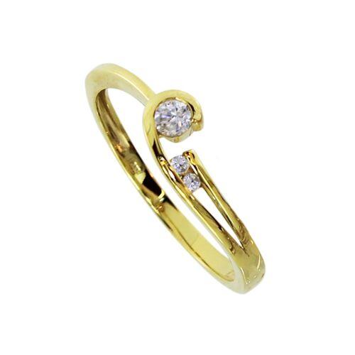 OSTSEE-SCHMUCK Ring - Liva Gold 333/000 Zirkonia OSTSEE-SCHMUCK gold  54,56,58,60,62