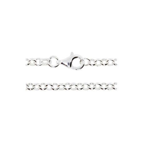 OSTSEE-SCHMUCK Kette - Erbs 4,0 mm Silber 925/000 , OSTSEE-SCHMUCK silber  001