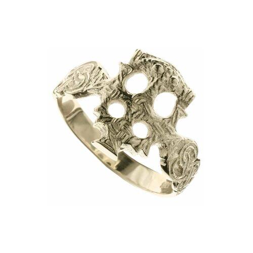 OSTSEE-SCHMUCK Ring - Hiddensee Gold 333/000 ohne Stein OSTSEE-SCHMUCK gold  54,56,58,60,62,64