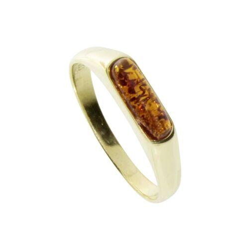 OSTSEE-SCHMUCK Ring - Lisan Gold 333/000 Bernstein OSTSEE-SCHMUCK gold  54,56,58,60,62,64