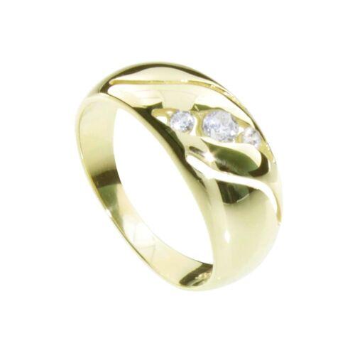OSTSEE-SCHMUCK Ring - Pina Gold 333/000 Zirkonia OSTSEE-SCHMUCK gold  52,54,56,58,60,62,64