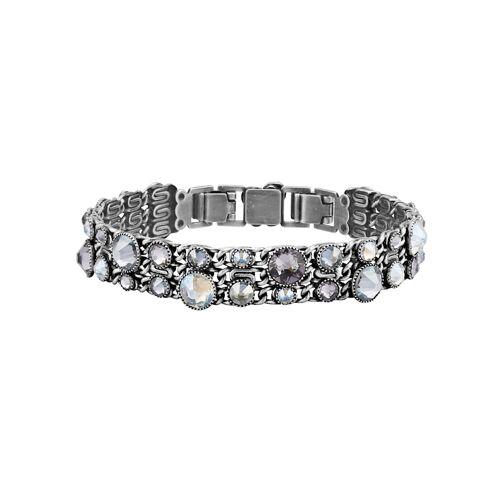 Konplott Armband mit Swarovski Kristallen Konplott Weiß