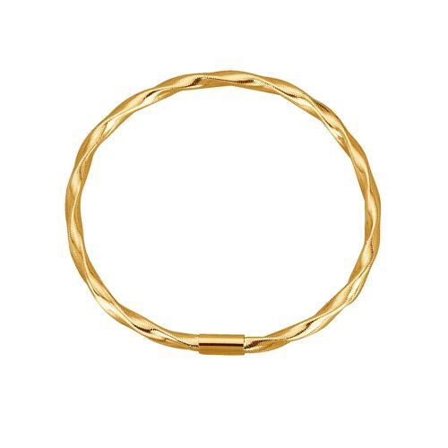 KLiNGEL Omega-Armreif in Gold 585 KLiNGEL Gelb