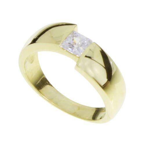 OSTSEE-SCHMUCK Ring Unni Gold 333/000 Zirkonia OSTSEE-SCHMUCK gold  52,54,56,58,60,62,64