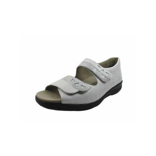 Solidus Sandalen/Sandaletten Solidus grau  4