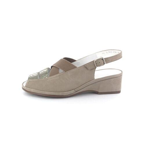 Ara Sandalen/Sandaletten Ara beige  37